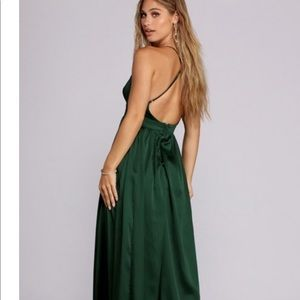 Windsor maxi dress